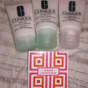 Clinique Rinse Off Mouse Cleaners